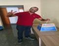 Claudiney da Silva é o novo presidente da ACINO