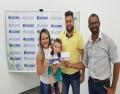 ACINO faz sorteio da campanha de natal de 2017